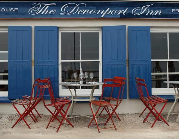 5. The Devonport Inn © 2010