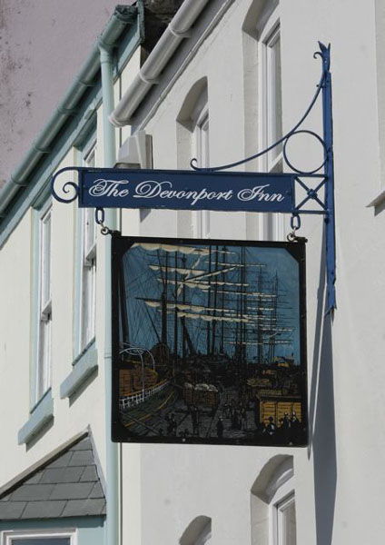 27. The Devonport Inn © 2010